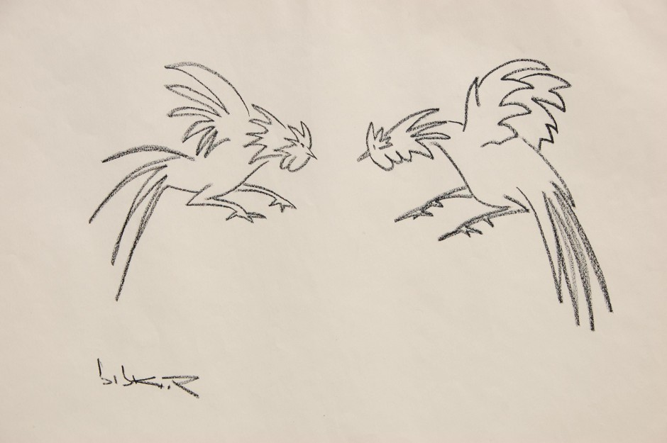 1950-1960 Works on Paper