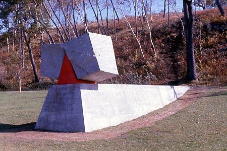 1964 Montréal International Sculpture Symposium, Mount Royal, Montréal