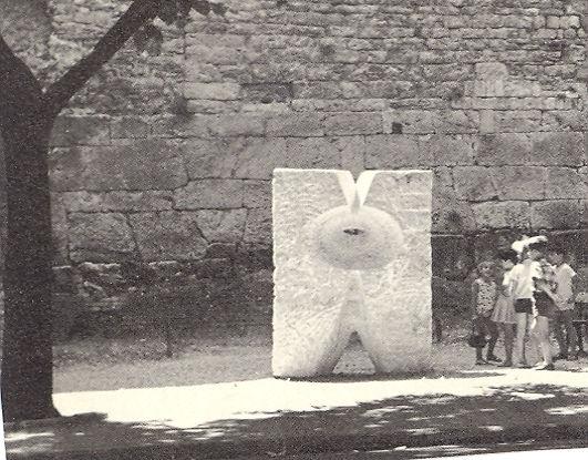 1962 5th Festival dei due Mondi - 'Sculptura nella citta' -Spoleto, Italy