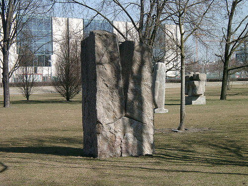 1963 International Sculpture  Symposium of West Berlin