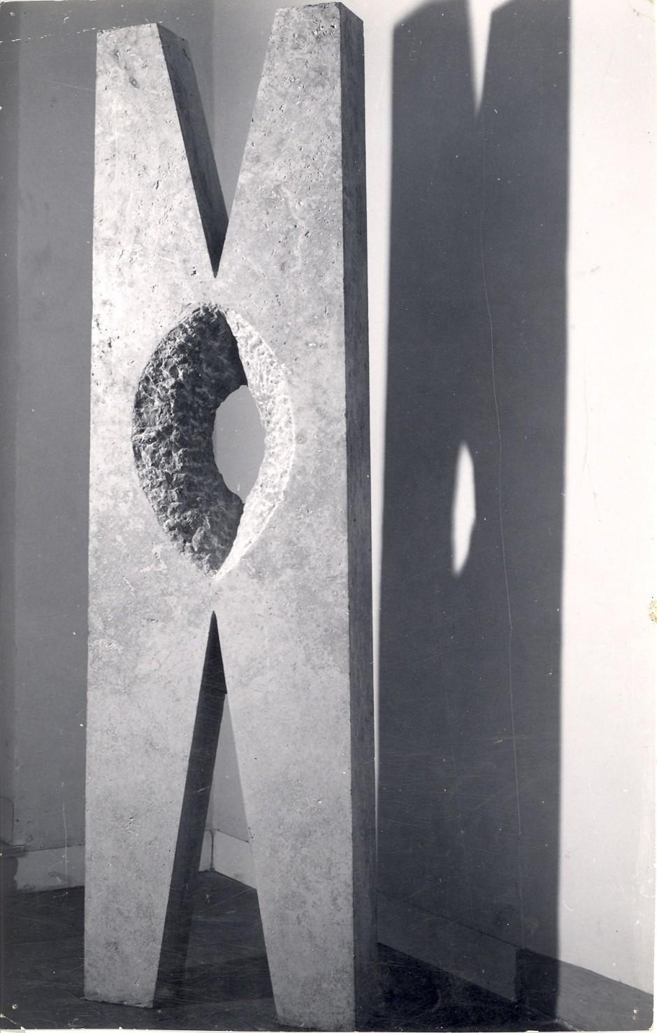 1962 Galleria Topazia Alliata, Rome - One Man Show