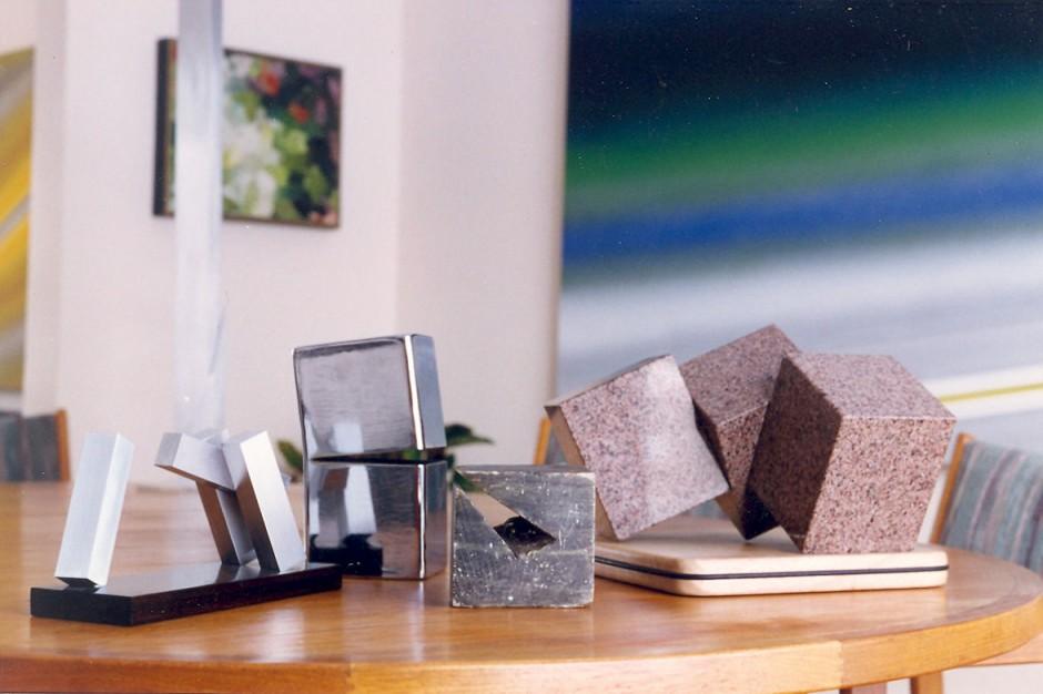Indoor Sculptures & Sculptural Maquettes