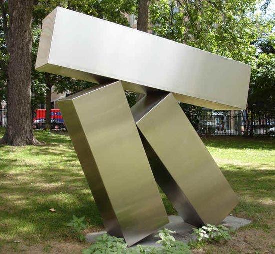 Outdoor and Public Sculptures